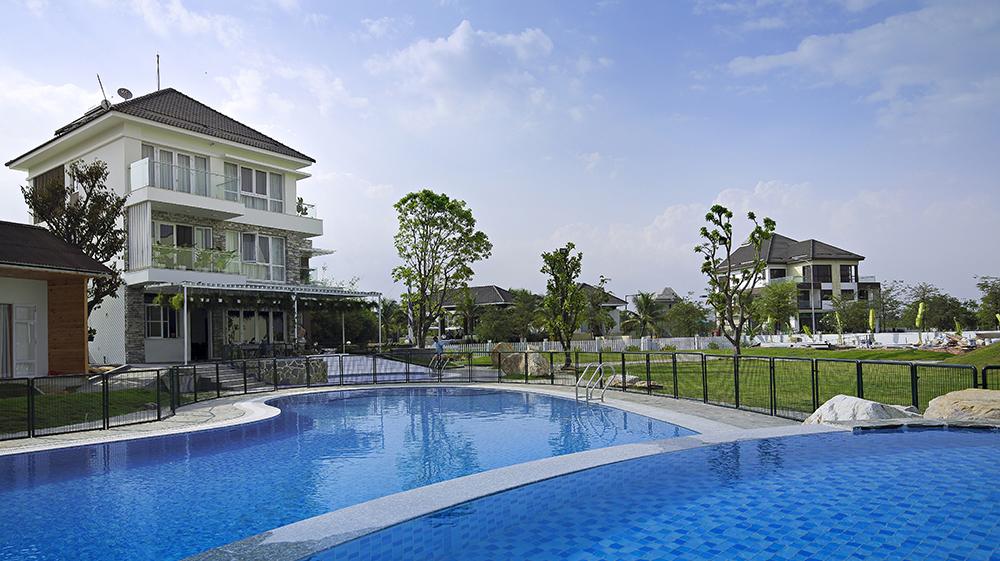 Biệ Thự Đơn Lập Jamona Home Resort