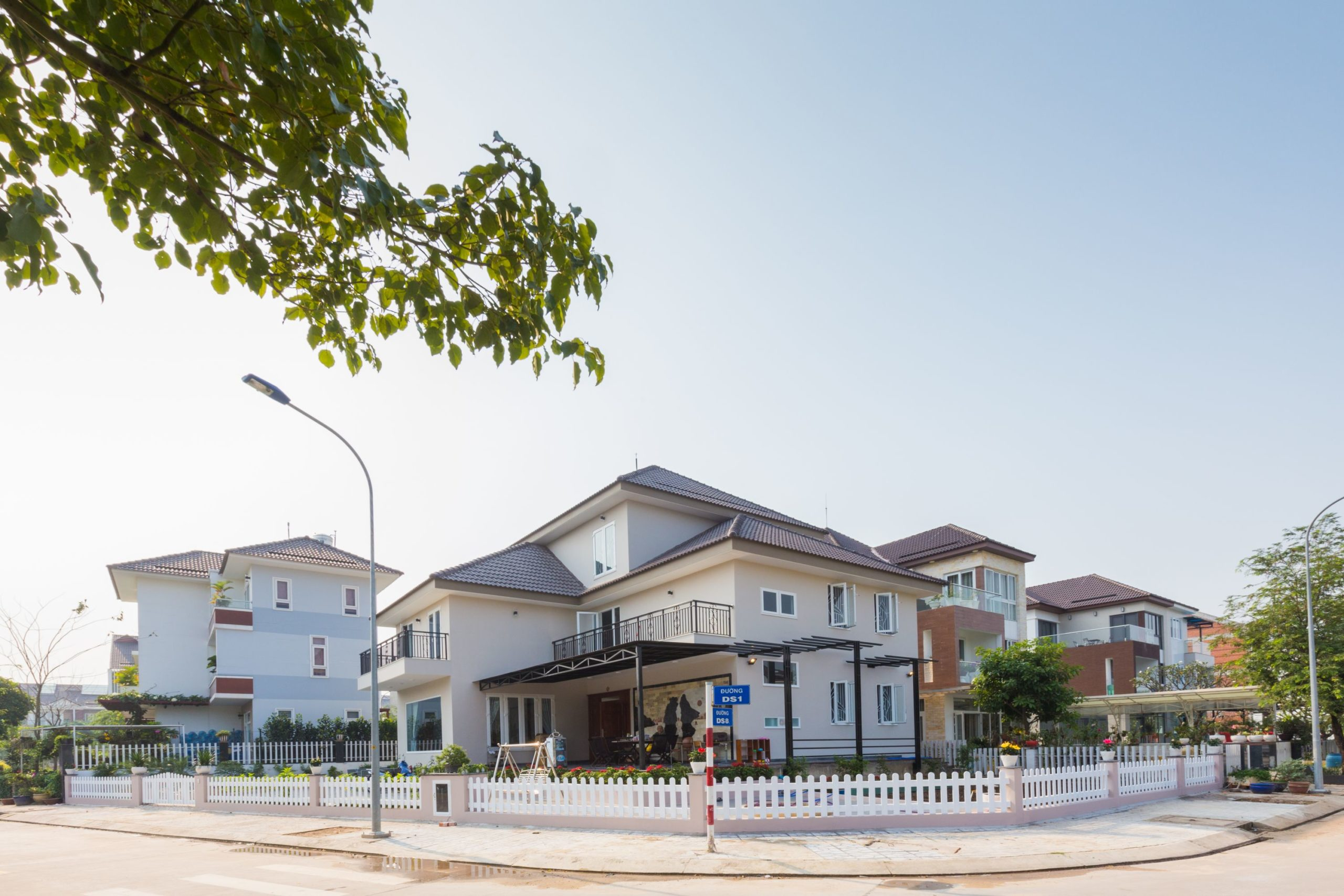 Biệt thự đơn lập Jamona Home Resort