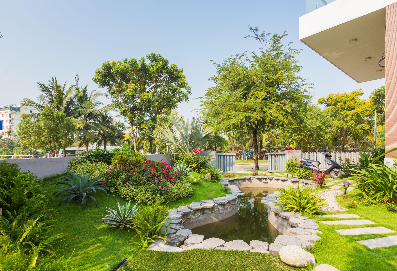 Jamona Home Resort San Vuon Trong Nha