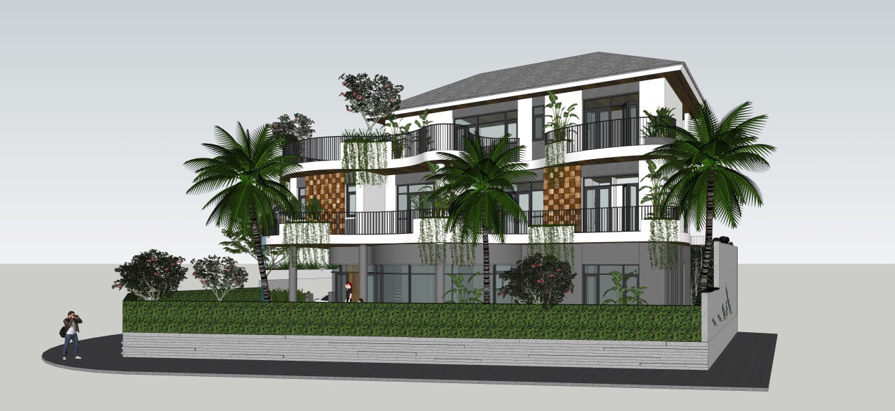 Biet Thu Don Lap Jamona Home Resort
