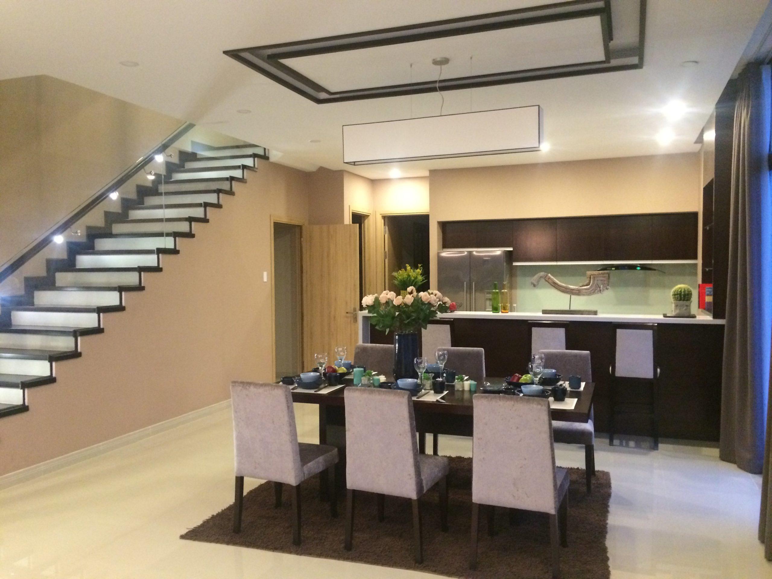 Nhà Mẫu Jamona Home Resort